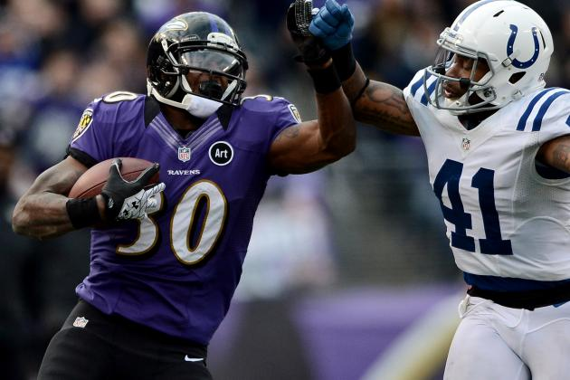 Bernard Pierce Could Be A Playoff Difference Maker