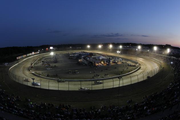 Blount: Strap in, NASCAR Nation