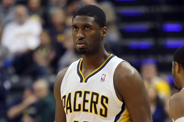 Roy Hibbert Questionable to Return
