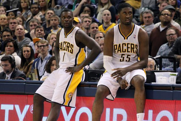 Roy Hibbert Injury: Updates on Pacers Center's Back