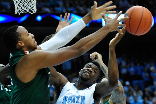 Miami 68, North Carolina 59