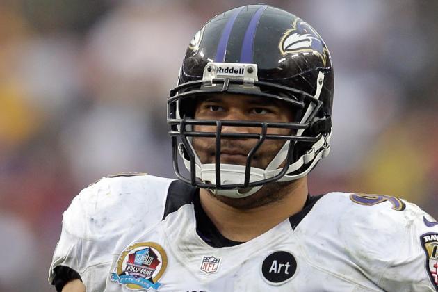 Ravens Pro-Bowler Haloti Ngata Ponders His Football Mortality