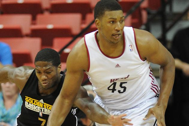 Heat Encouraged by Dexter Pittman's Progress in D-League