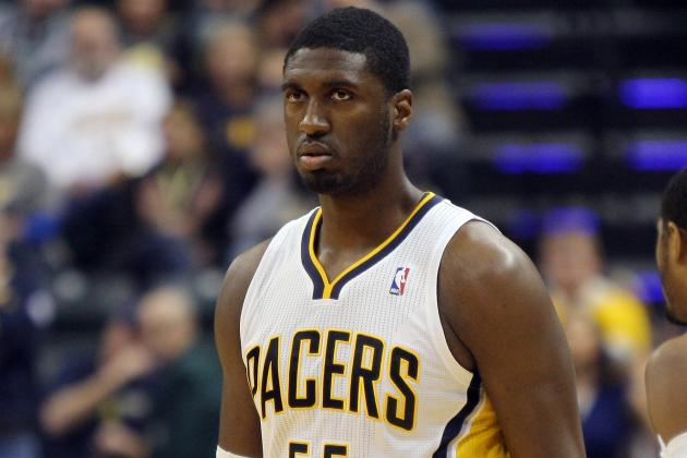 Roy Hibbert Returns in 3rd Quarter