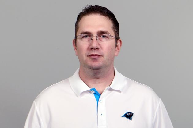Report: Browns Hire Panthers' OC Rob Chudzinski