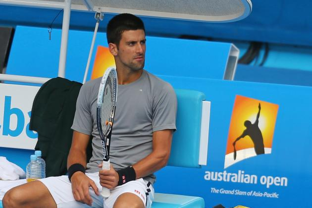 Australian Open: Why Novak Djokovic Is the Most Vulnerable Superstar