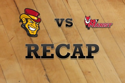 Iona vs. Marist: Recap and Stats
