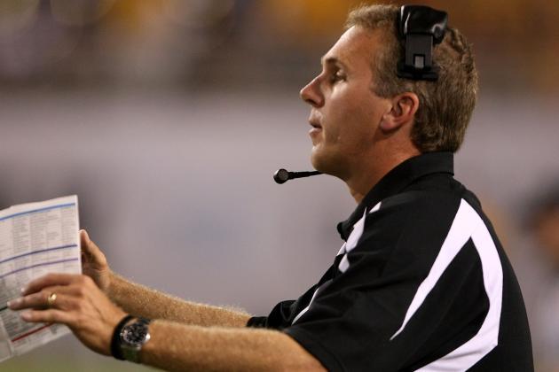 Could Former NFL QB Chuck Long Be Headed to Blacksburg?