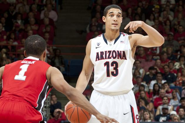 Arizona Wildcats vs. Oregon Ducks - Box Score - January 10, 2013 - ESPN