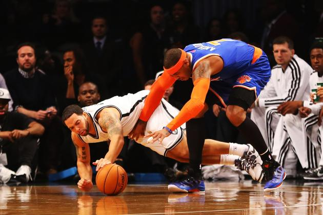 Can Brooklyn Nets Make 2nd-Half Charge at New York Knicks for NYC Supremacy?