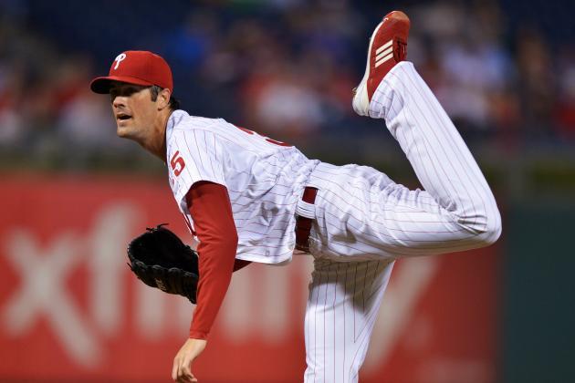 Philadelphia Phillies: Will Cole Hamels Be Injury Free to Start the 2013 Season?