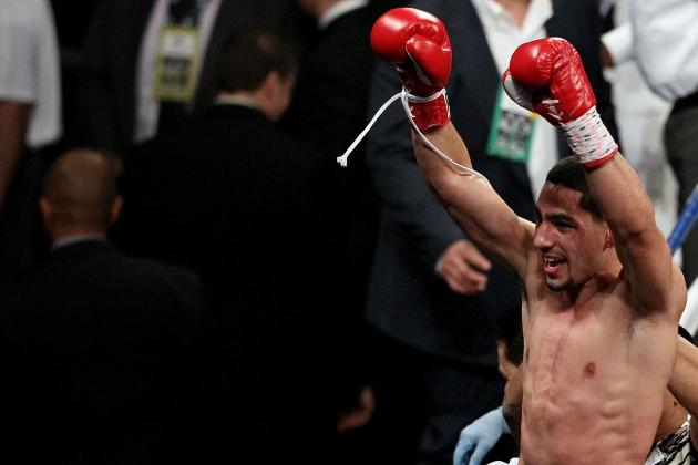 Will Danny Garcia Take Miguel Cotto's Spot as Puerto Rico's Next Superstar?