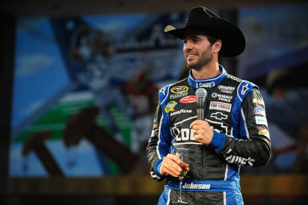 If Jimmie Johnson Retired, Where Would He Rank Among All-Time Greats?