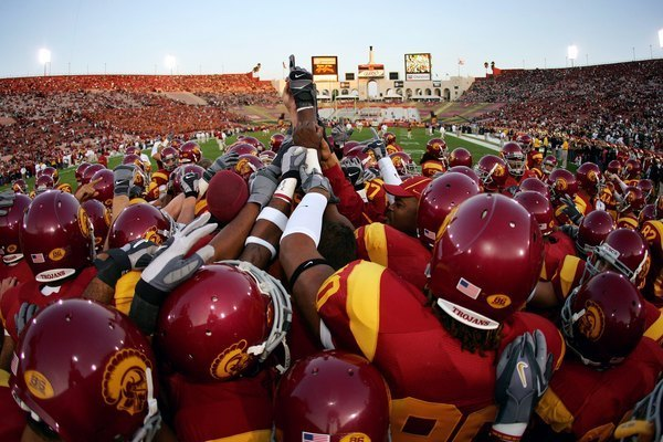 USC Football: Complete 2013 USC Trojans Football Schedule