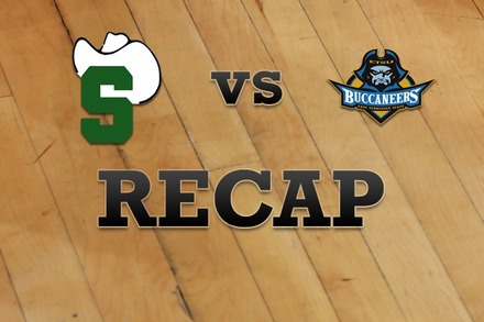 Stetson vs. East Tennessee State: Recap and Stats