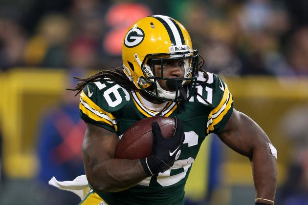 DuJuan Harris Sells Packers on His Abilities