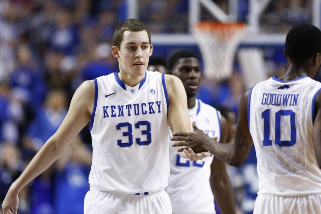 Kentucky Blows Lead, Holds off Vanderbilt 60-58