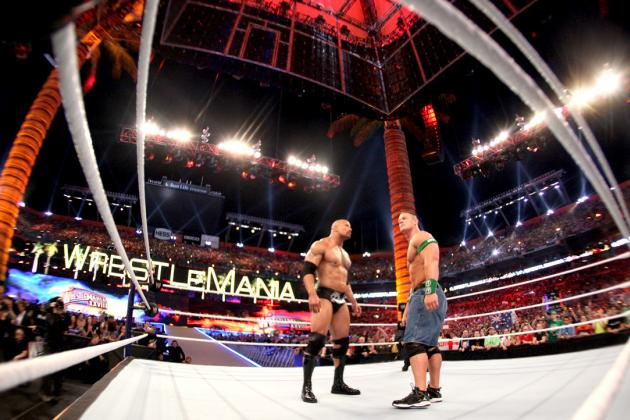 John Cena vs. The Rock 2 Will Happen