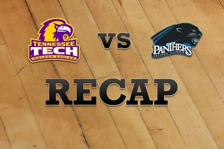 Tennessee Tech vs. Eastern Illinois: Recap and Stats