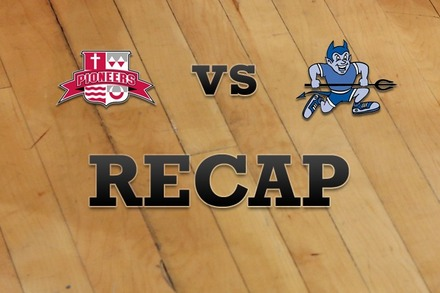 Sacred Heart vs. Central Connecticut State: Recap and Stats