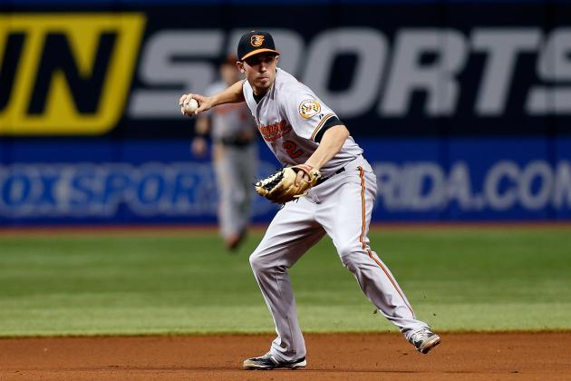 J.J. Hardy: Why the Detroit Tigers Should Make a Run at the Orioles Shortstop