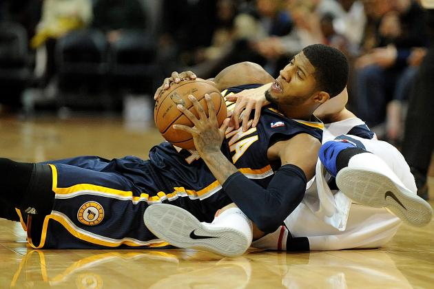 Paul George, Pacers Putting Eastern Conference on Notice