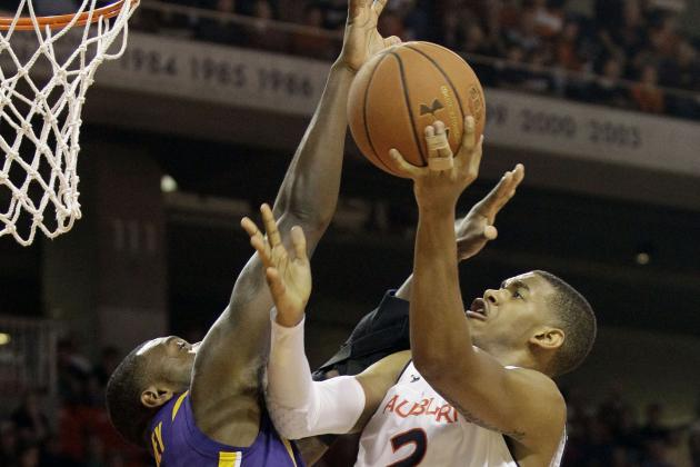 Allen Payne Gets Points as Tigers Streak Past LSU in SEC Opener