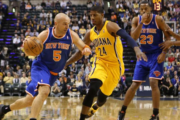 Rapid Reaction: Pacers 81, Knicks 76