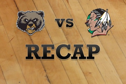 Montana vs. North Dakota: Recap and Stats