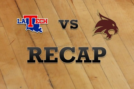 Louisiana Tech vs. Texas State: Recap and Stats