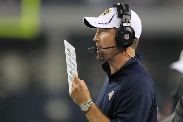 Brian Schottenheimer May Be on His Way out of St. Louis, but Does It Matter?