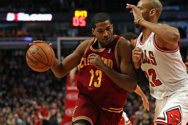 Tristan Thompson's Development Opening New Parts of Cavs Playbook