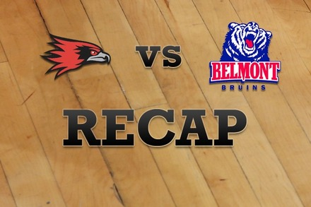Southeast Missouri State vs. Belmont: Recap and Stats