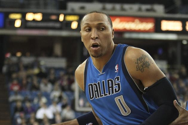 Shawn Marion: This Is Painful