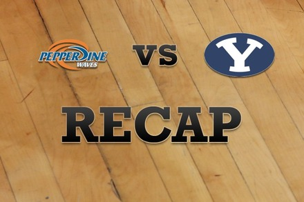 Pepperdine vs. Brigham Young: Recap and Stats