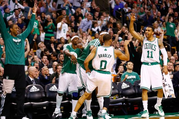 Why the Boston Celtics Aren't Officially Back Yet