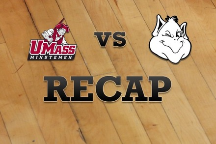 Massachusetts vs. Saint Louis: Recap and Stats