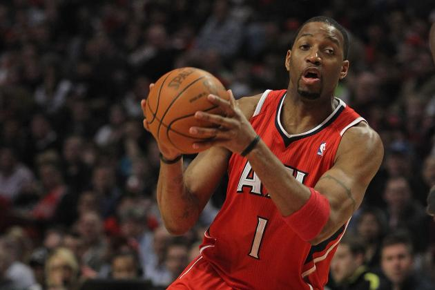 Tracy McGrady Calls Chinese Refs '3 Blind Mice,' Gets Suspended