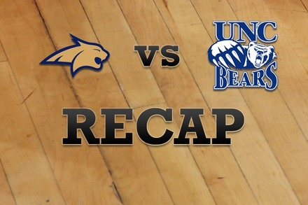 Montana State vs. Northern Colorado: Recap and Stats