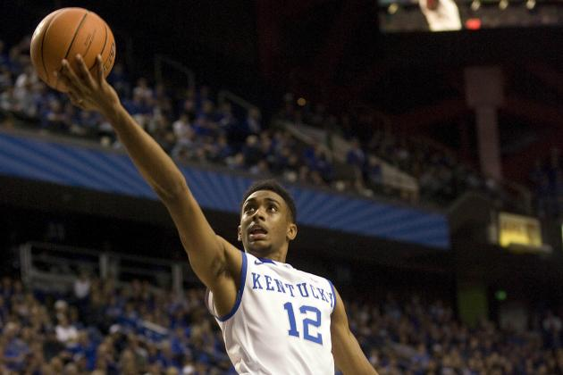 Kentucky Basketball: Why Ryan Harrow Is the Wildcats' Most Indispensable Player