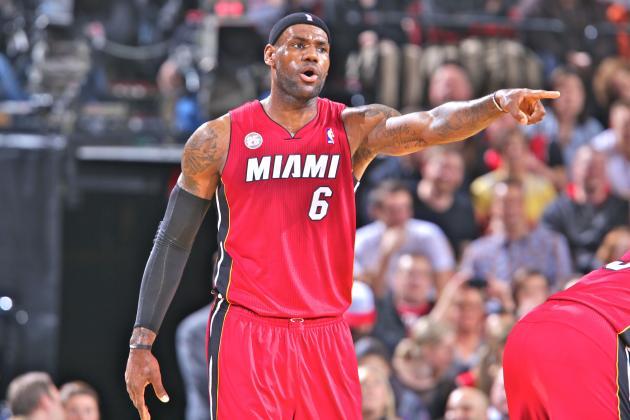 Miami Heat vs. Portland Trail Blazers Live: Analysis, Updates and Highlights