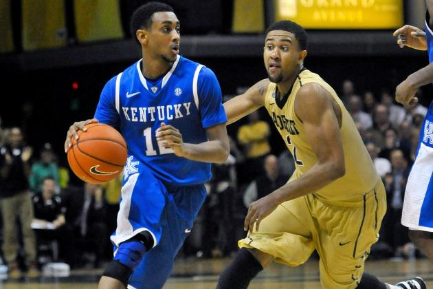 BOZICH: Ugly? Lucky? Kentucky Happy To Leave Vandy With Road Win