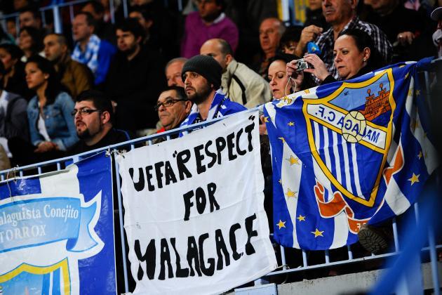 Malaga's Manifesto to Overturn UEFA's European Ban