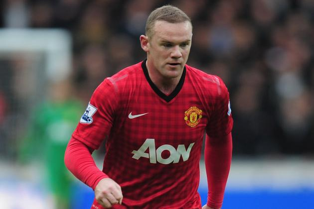 Rooney on Target for Cup Replay