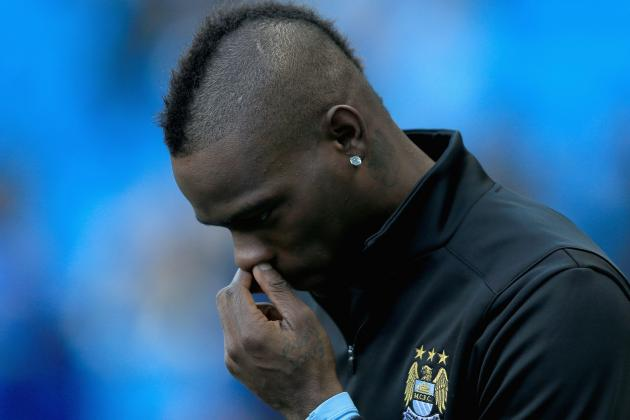 Manchester City Are Willing to Sell Mario Balotelli to Milan