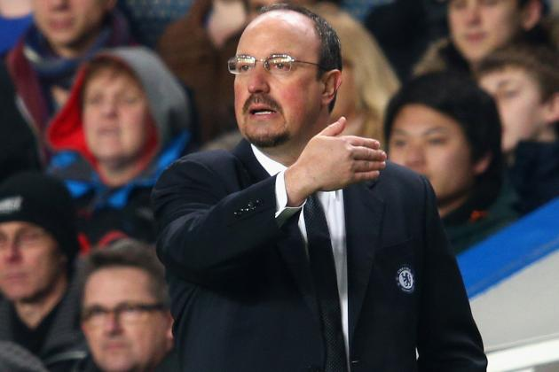 Chelsea Supporters Group Warn Coach Rafael Benitez