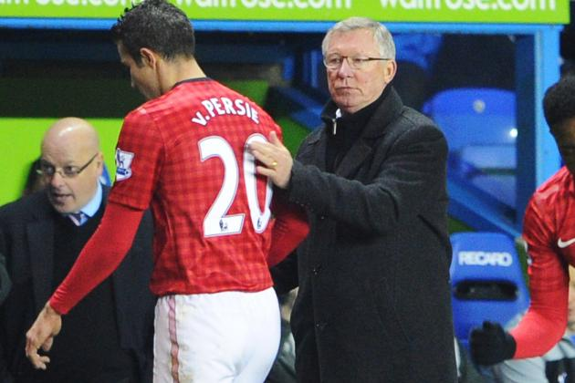 Sir Alex Ferguson Never Doubted Robin Van Persie Would Shine at Old Trafford
