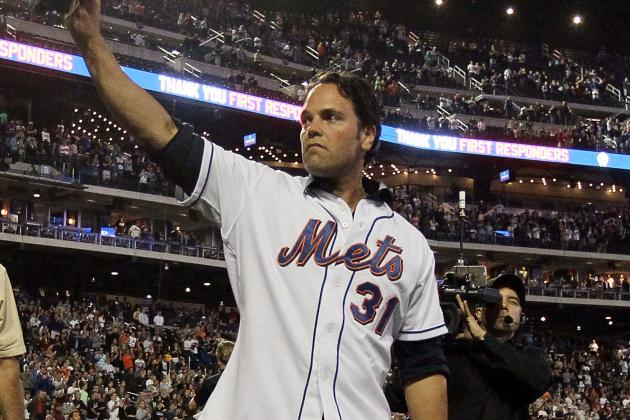 Piazza Will Deny Steroid Use in His Upcoming Book