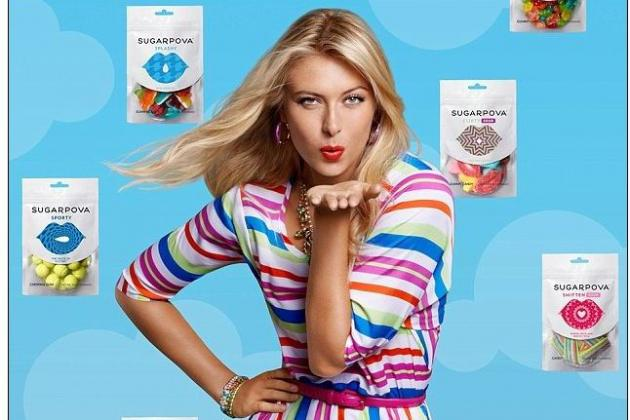 Sugarpova Rush! Russian Tennis Ace Maria Sharapova Slammed