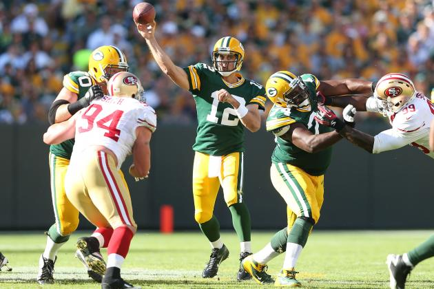 Packers vs. 49ers: Spread Info, Line and Predictions